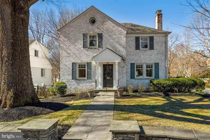 Residential Property for sale in 5212 SARATOGA AVE, Chevy Chase, MD, 20815