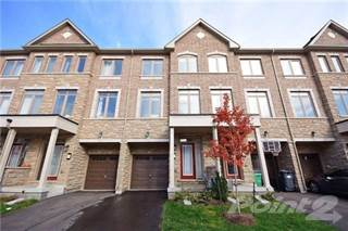 Townhouse for sale in 421 Ladycroft Terrace, Mississauga, Ontario, L5A0A7