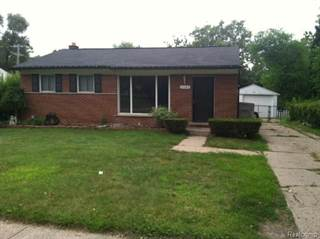 Single Family for rent in 17347 INKSTER Road, Livonia, MI, 48152
