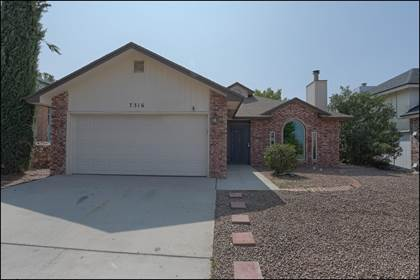 Residential Property for sale in 7316 GOLDEN HAWK Drive, El Paso, TX, 79912