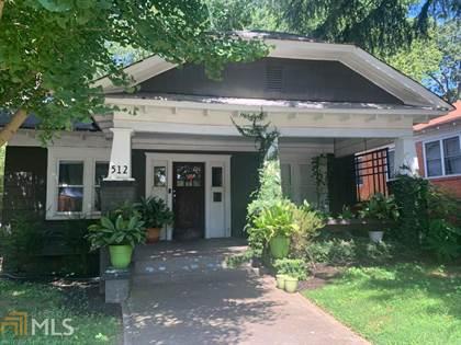 Residential Property for sale in 512 Page Avenue NE, Atlanta, GA, 30307