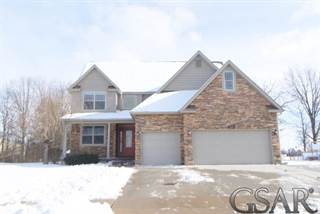 Single Family for sale in 1430 Jackson Dr., Owosso, MI, 48867