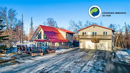 Residential Property for sale in 4100 Moffit Road, Palmer, AK, 99645