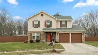 Single Family for sale in 4848 Rocky Knob Lane, Indianapolis, IN, 46254
