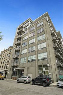 Residential Property for sale in 770 West Gladys Avenue 508, Chicago, IL, 60661