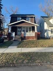 Single Family for sale in 46 W GREENDALE, Detroit, MI, 48203