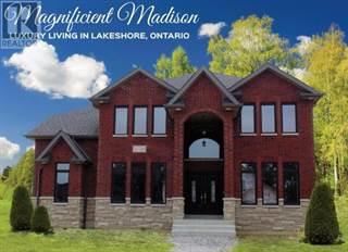 Single Family for sale in 3916 LASALLE WOODS BOULEVARD, LaSalle, Ontario