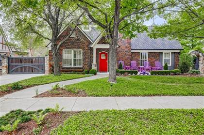 Residential Property for sale in 2500 Cockrell Avenue, Fort Worth, TX, 76109
