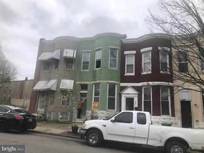 Residential for sale in 1929 HARLEM AVENUE, Baltimore City, MD, 21217