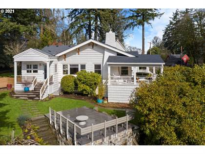 Residential Property for sale in 3725 SW MOUNT ADAMS DR, Portland, OR, 97239