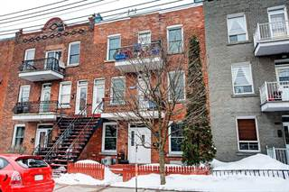 Apartment for sale in 5480 Rue Chabot, Montreal, Quebec