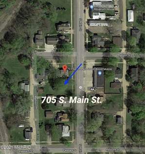 Lots And Land for sale in 705 S Main Street, Three Rivers, MI, 49093