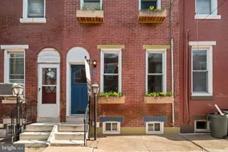 Townhouse for sale in 812 LIVINGSTON STREET, Philadelphia, PA, 19125
