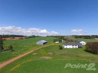Farm And Agriculture for sale in 5966 Rte 19, Canoe Cove, Prince Edward Island