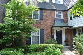 Townhouse for sale in 405 RIVARD Boulevard, Grosse Pointe, MI, 48230