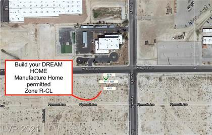 Lots And Land for sale in 0000 Brooks Avenue, North Las Vegas, NV, 89030