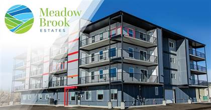 Residential Property for sale in 499 Meadow Lake Court E 206, Brooks, Alberta, T1R 0Y7