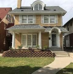 Single Family for sale in 2494 ATKINSON Street, Detroit, MI, 48206