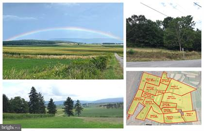 Lots And Land for sale in 0 SNOW HILL ROAD, South Woodbury, PA, 16664