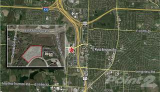 Land for sale in 11200 Quincy Avenue, Kansas City, MO, 64137