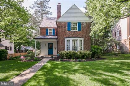 Residential Property for sale in 318 PADDINGTON ROAD, Baltimore City, MD, 21212