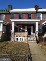 Townhouse for rent in 3810 NORFOLK AVENUE, Baltimore City, MD, 21216