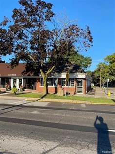 Residential Property for rent in 20957 MACK Avenue, Grosse Pointe Woods, MI, 48236