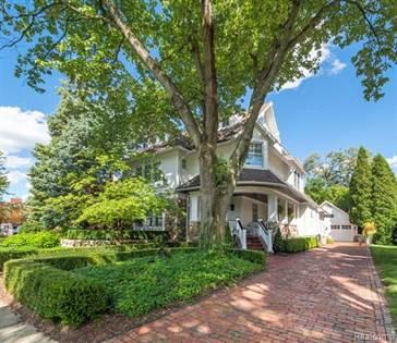 Residential Property for sale in 945 HENRIETTA Street, Birmingham, MI, 48009
