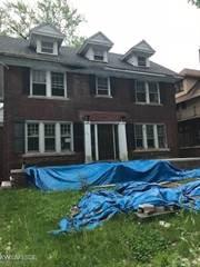 Single Family for sale in 1207 Longfellow Street, Detroit, MI, 48202
