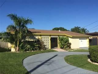 Single Family for sale in 3912 E Lake Ter, Miramar, FL, 33023