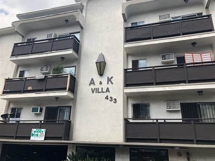 Apartment for rent in A & K Villas, Los Angeles, CA, 90020