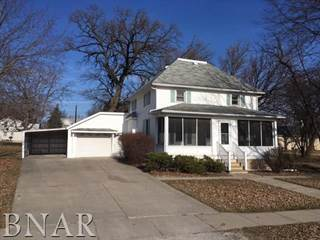 Single Family for sale in 608 East Locust Street, Chatsworth, IL, 60921