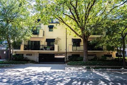 Residential Property for sale in 4122 Avondale Avenue 102, Dallas, TX, 75219