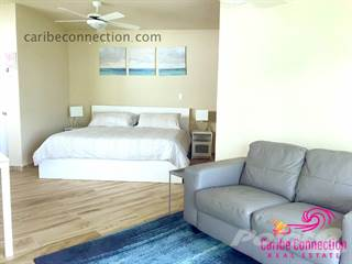 Condo for sale in STUDIO ACROSS FROM THE BEACH RIGHT IN CABARETE CENTER - PERFECT INVESTMENT FOR VACATION RENTAL!, Cabarete, Puerto Plata
