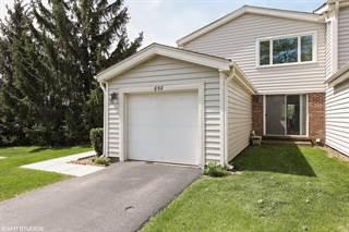 Townhouse for sale in 658 Claridge Circle, Hoffman Estates, IL, 60169