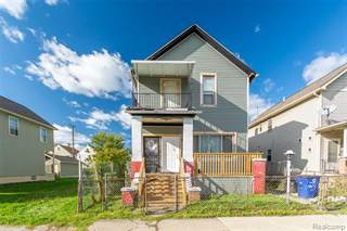Single Family for sale in 2295 ANDRUS Street, Hamtramck, MI, 48212