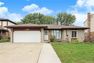 Single Family for sale in 4769 ARDMORE Drive, Sterling Heights, MI, 48310