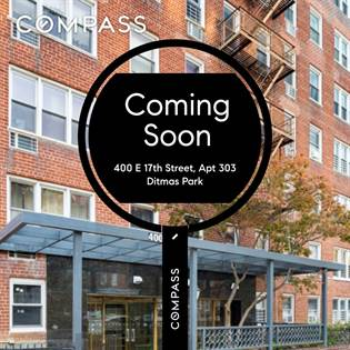 Residential Property for sale in 400 East 17th Street 303, Brooklyn, NY, 11226