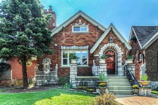 Single Family for sale in 5408 Delor Street, Saint Louis, MO, 63109