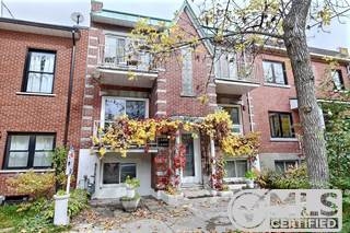 Multi-family Home for sale in 6395-6399 24e Avenue, Montreal, Quebec