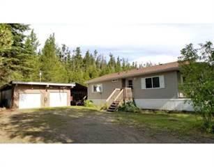 Single Family for sale in 5925 WHISKEY FILL ROAD, Valemount, British Columbia, V0E2Z0