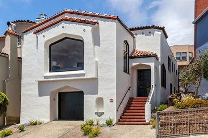 Residential Property for sale in 120 Upland Drive, San Francisco, CA, 94127