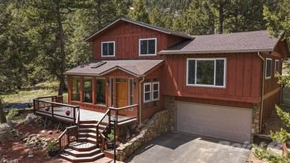 Single-Family Home for sale in 31259 Florence Road , Conifer, CO, 80433
