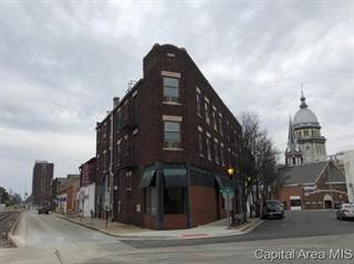 Residential Property for sale in 206-208 Broadway, Springfield, IL, 62701