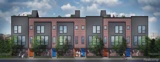 Condo for sale in 2217 Trumbull Ave, Detroit, MI, 48216