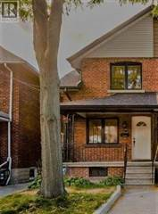Single Family for rent in 14 RAINS AVE, Toronto, Ontario