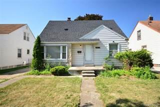 Single Family for sale in 15879 HORGER Avenue, Allen Park, MI, 48101