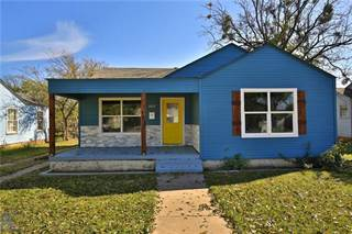 Single Family for sale in 2033 Poplar Street, Abilene, TX, 79602