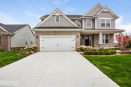 Residential for sale in 755 Tullamore Circle, Oxford, MI, 48371