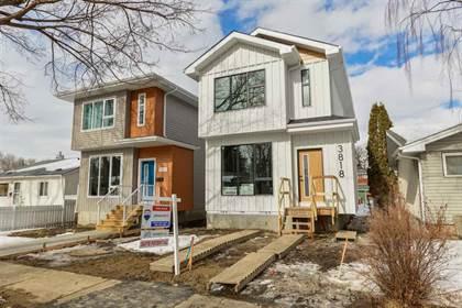 Single Family for sale in 3818 113 AV NW, Edmonton, Alberta, T5W0R1